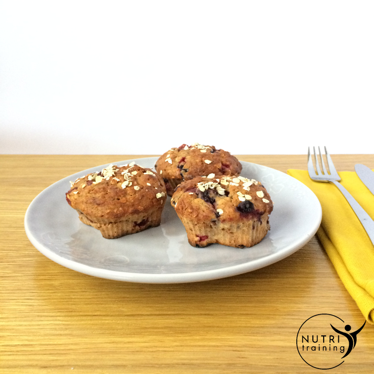 4.Muffins